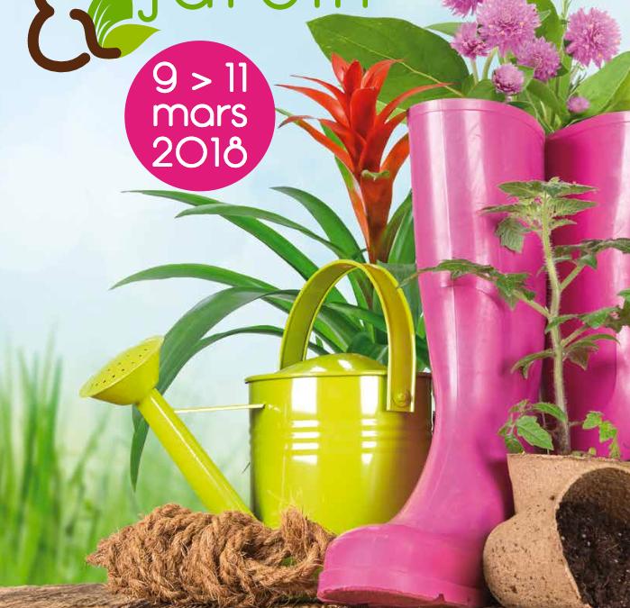 Salon Extérieurs et Jardin Mulhouse 2018